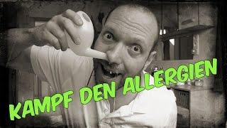 Allergien - Nasenspülungen gegen Heuschnupfen (Mein Tipp) [VEGAN]