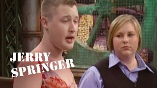 Jerry Springer Official - I Want To Be A Man, My Boyfriend Wants To Be A Woman