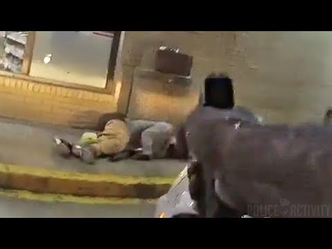 Baltimore Cop Fatally Shoots Robbery Suspect Armed With Shotgun