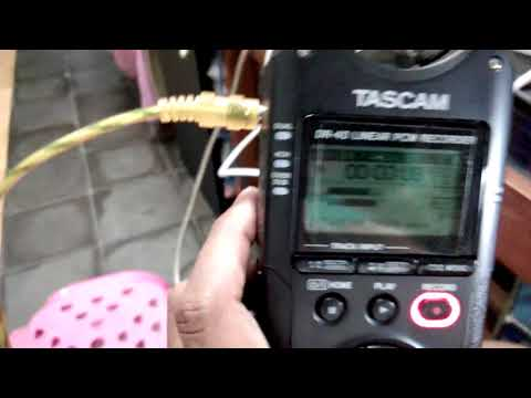 TASCAM DIGITAL RECORDING BAG.3 :  LINE IN RUSAK