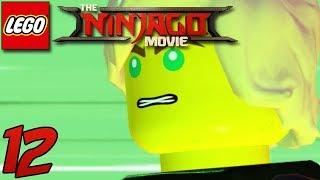 LEGO Ninjago Movie Videogame Gameplay Walkthrough Part 12 LLYOD's GREEN POWER~ NINTENDO SWITCH