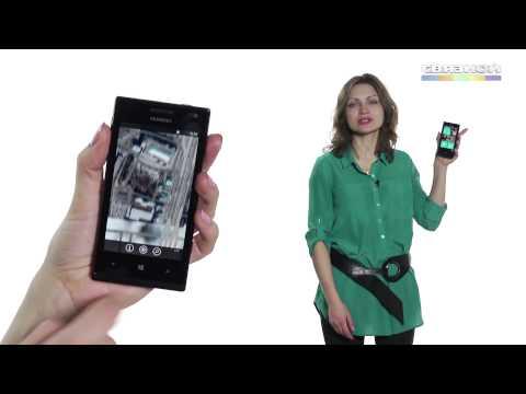 Обзор смартфона Huawei Ascend W1