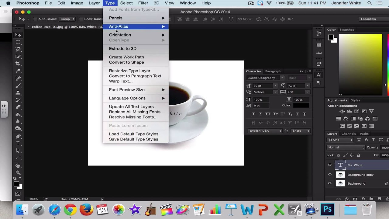 Learn how to wrap text around objects in InDesign