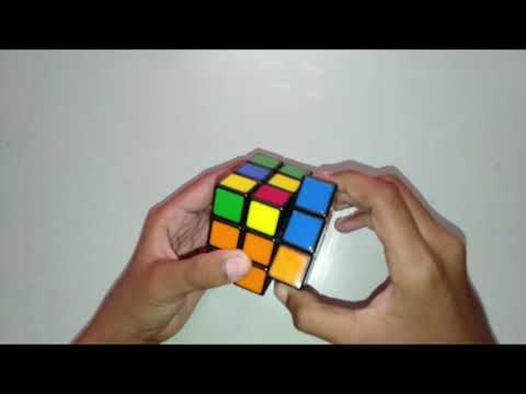 How To Solve 3x3 Rubik Cube Universal Method 🤪🤪👍