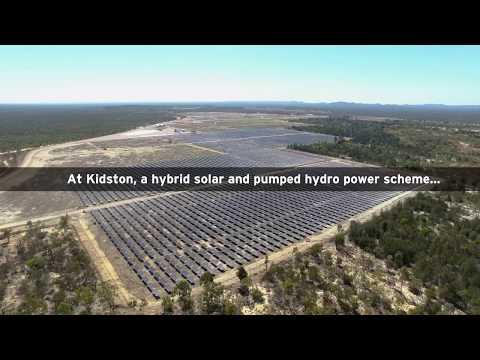 Kidston Energy Park