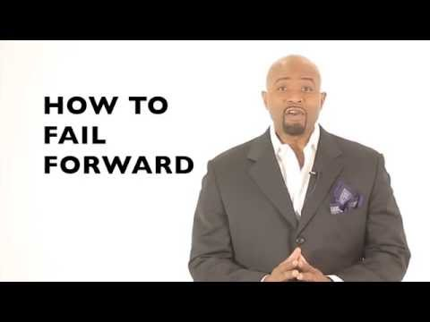 The Benefits of Failing Foward