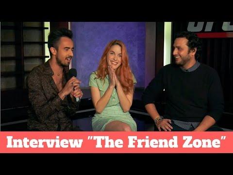 Amarna Miller interviewed in The Friendzone on LATV | Talks