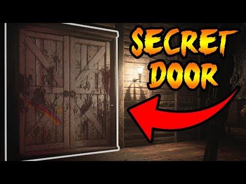 GRÖESTEN HOUSE EASTER EGG SECRET DOOR! WW2 Zombies: How to Unlock the Hidden Room Easter Egg Guide