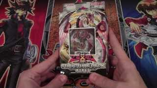 Yugioh Blitzkrieg of the Mechlight Dragons Structure Deck Opening (Cyber Dragon Revolution)