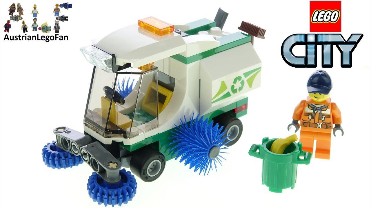 LEGO® City Street Sweeper 60249 89 pcs