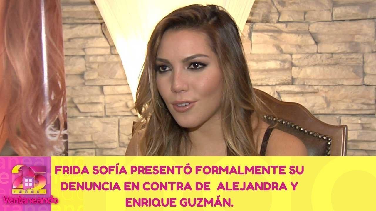 Download Frida Sofía presenta su denuncia.  | 11 de junio 2021 | Ventaneando