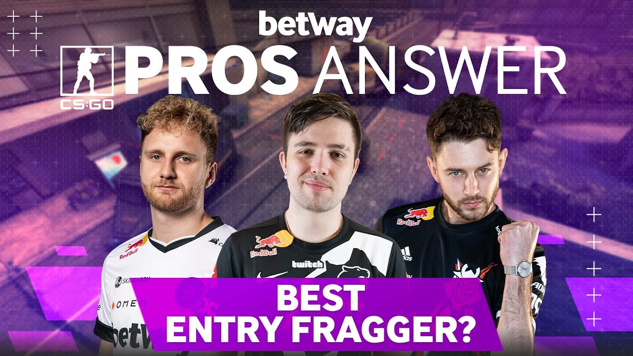 Download CS:GO Pros Answer: Who is The  Best Entry Fragger?