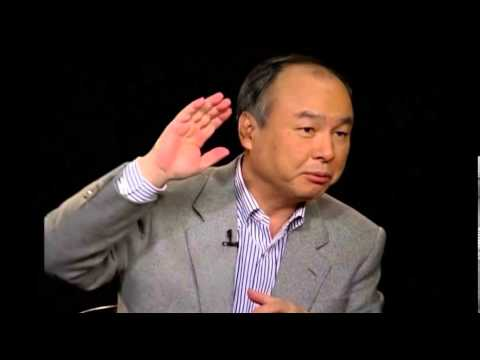 SoftBank's Masayoshi Son speaks about the exclusivity on iPhone in Japan