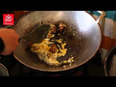Cambodian Street Food | Cambodian Chicken Fried Rice - Poipet Border | Popular Street Food Asia