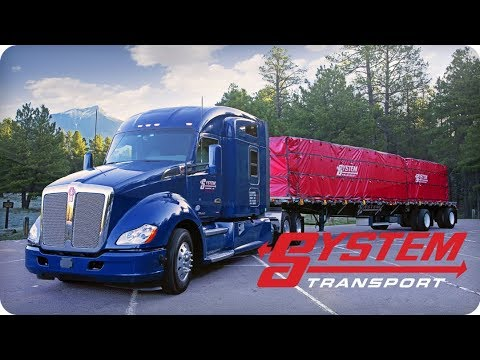 Looking for Adventure? Drive for System Transport