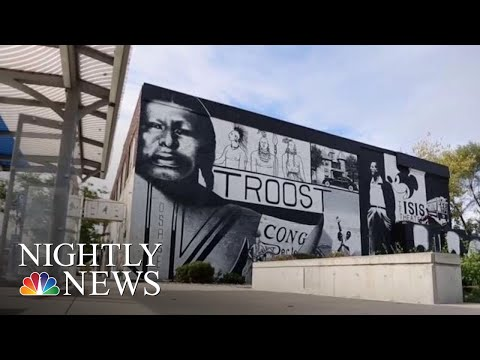 For Decades A Dividing Line, Troost Avenue In Kansas City Sees New Hope | NBC Nightly News