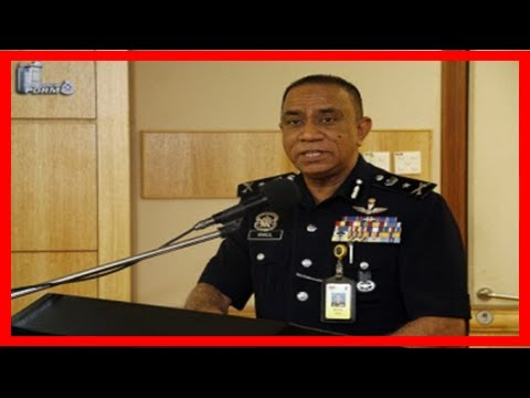Breaking News | Johor police probe video linking officer with gambling operators