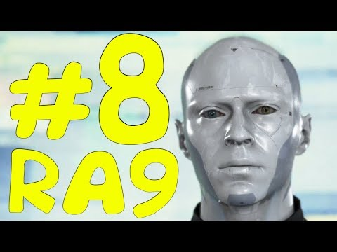 LP. Detroit: Become Human #8 КТО ТАКОЙ RA9?