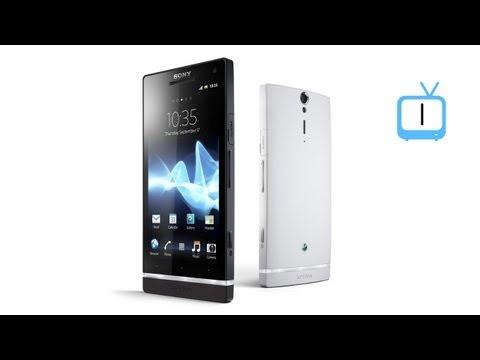 Sony Xperia S - 1. díl (konstrukce)