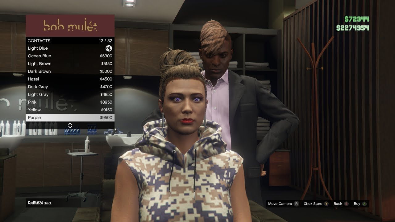 Gta 5 Online Female Hairstyles Female Gamer