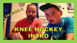 KNEE HOCKEY IS BACK - SEASON 2 INTRO - QUINNBOYSTV