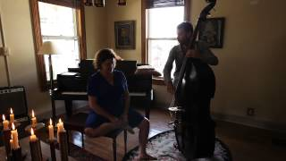 """""""Portrait"""" by Charles Mingus.  Performed live by Rebecca Martin and Larry Grenadier"""