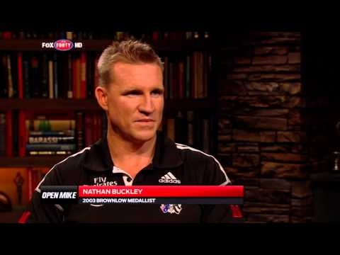 Open Mike 2012 -  Nathan Buckley (2012)