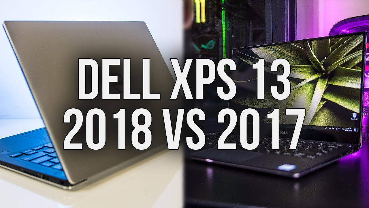 Dell XPS 13 2018 (9370) vs 2017 (9360) – Which should you buy?