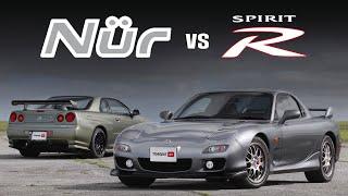 NUR vs Spirit R thumbnail