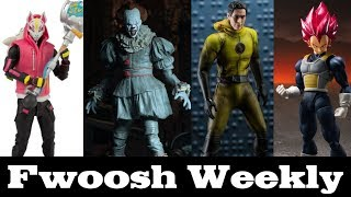 Weekly! Ep94: Dragon Ball, Overwatch, Fortnite, DC, Pennywise, Mortal Kombat, Soap Studios and more!