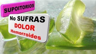 Cómo extraer y lavar el Cristal de la Sábila ó Aloe - Vida a lo Verde