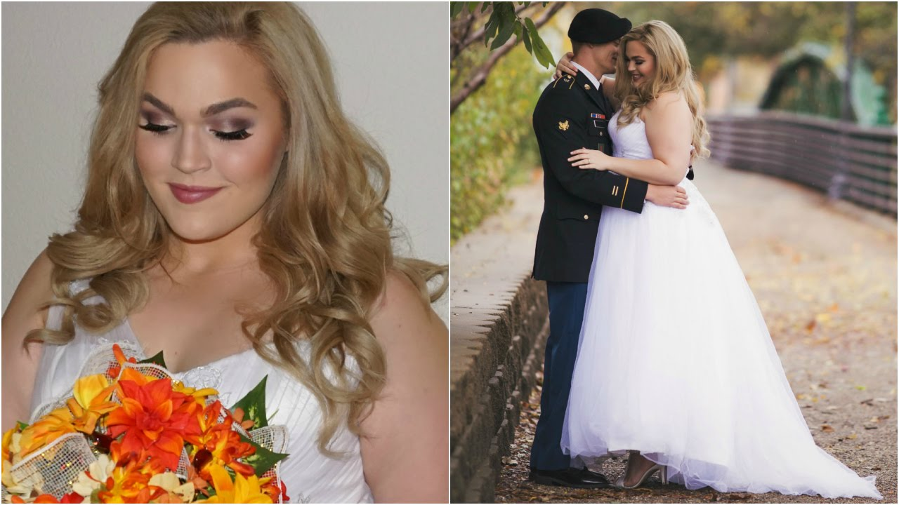 Wedding Guest Makeup Hair And Outfit : Get Ready With Me: Wedding Makeup, Hair and Dress LoeyLane ...