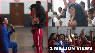 Amazing Flashmob Marriage Proposal for Rashmi Jathan |RAVINDER SINGH DEVLAS| RASHVIDANCE