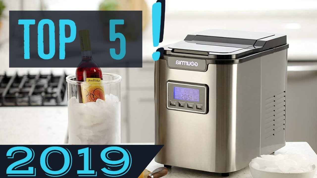 Best Portable Ice Makers You Can Get Today Youtube