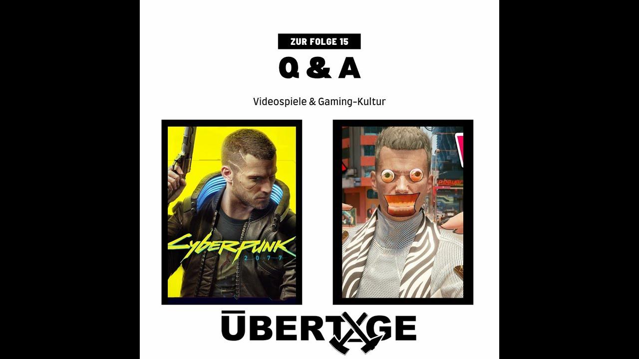 Download Q & A zur 15 Folge: Videospiele & Gaming-Kultur