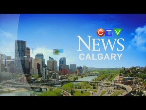 CFCN-DT - CTV News at Noon Open