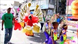 Kiddies Carnival 2016 Trinidad and Tobago