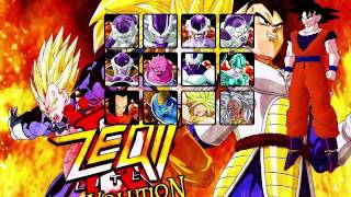 DRAGON BALL ZEQ2 Lite gameplay part 1`