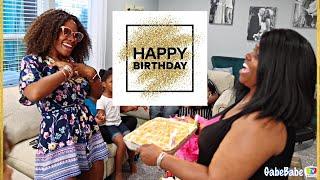 THE PERFECT BIRTHDAY!!