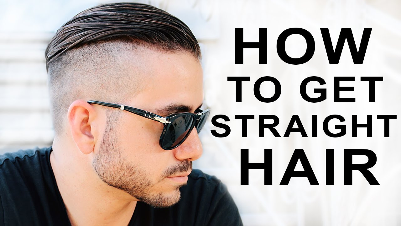 how to style straight hair men how to get hair s hair styles alex costa 6148 | maxresdefault