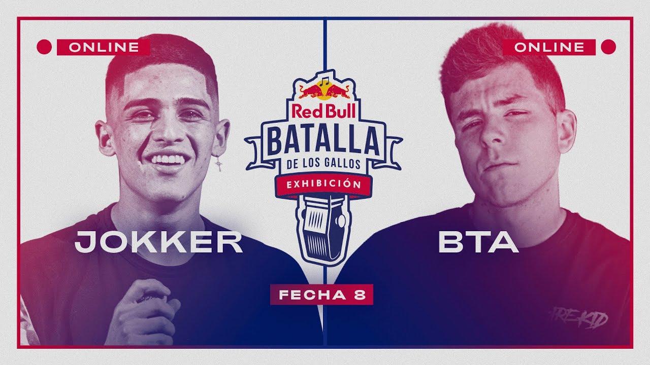 JOKKER vs BTA | Final | FECHA 8 | Red Bull Exhibición 2020