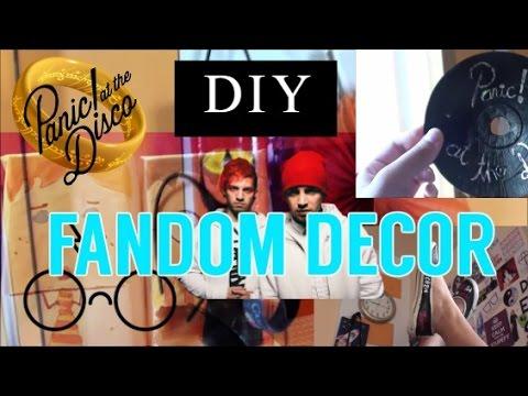 Diy Fandom Crafts