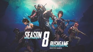 PUBG MOBILE LIVE | NEW UPDATE SEASON 8 ROYAL | PMSC2019 | FUN MISSION WITH KRONTEN GAMING