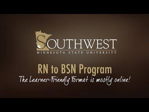RN to BSN | Southwest Minnesota State University