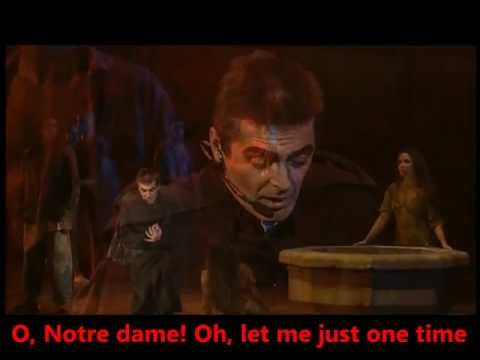 Notre Dame de Paris - Belle Subtitled English HD