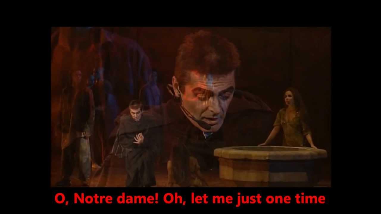 Download Notre Dame de Paris - Belle Subtitled English HD