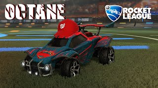 Octane | DFH Stadium | Car Preview | Rocket League