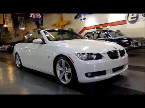 2007 Bmw 335i Convertible Sport Edirect Motors Youtube
