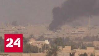 Сирийская армия освободила Абу-Кемаль от ИГИЛ - Россия 24