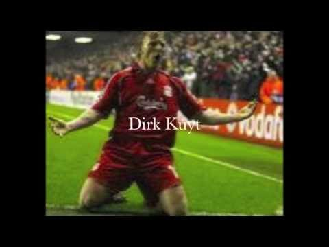 Liverpool vs Manchester United 3-1, Amazing Dribble by Luis Suarez and Hat-trick by Dirk Kuyt